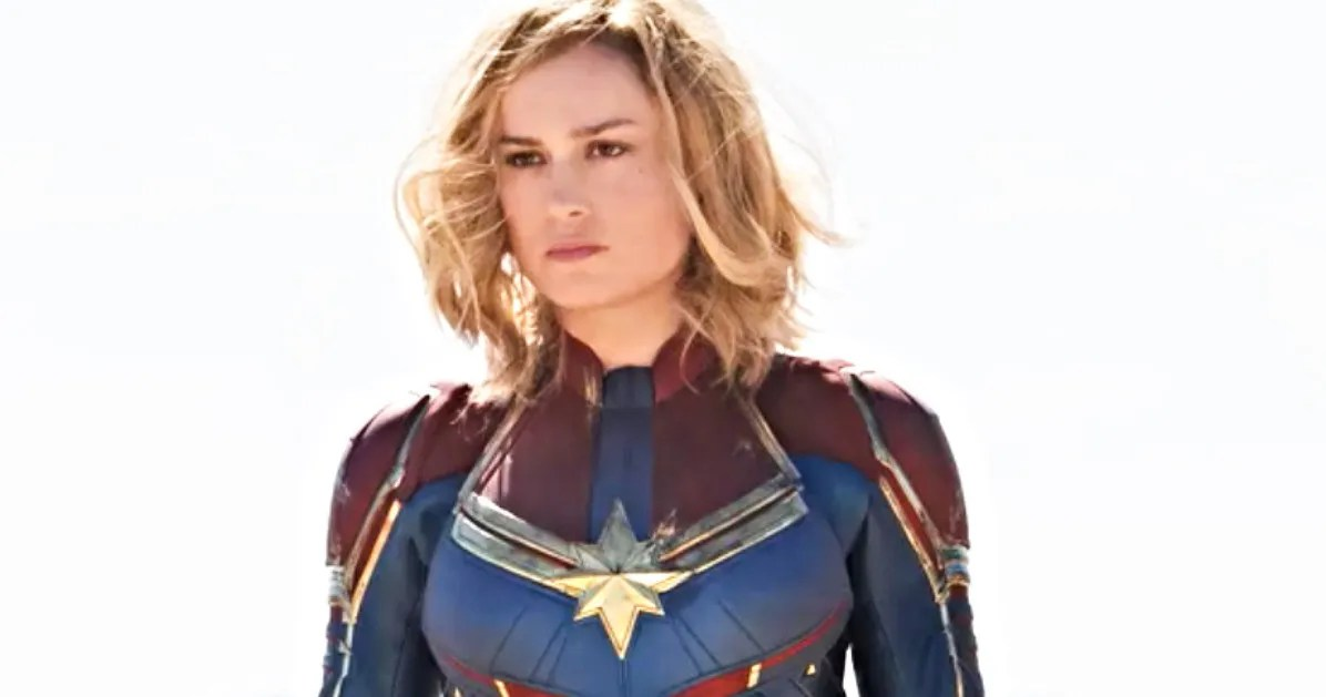 Is Captain Marvel Bringing in Thanos and the Black Order  Captain Marvel First Look Reveals Brie Larson as Marvel s Next Big Hero