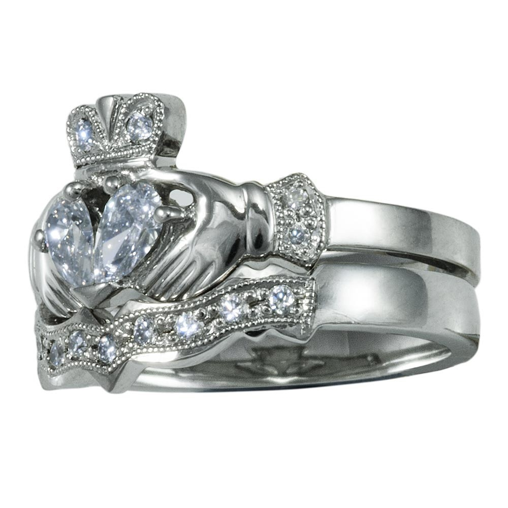 clzkw wedding rings sets