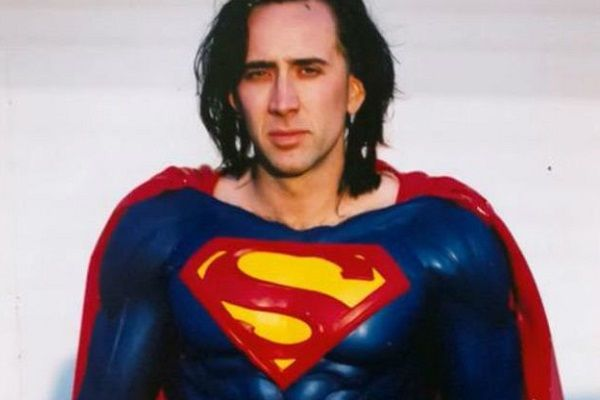 Nicolas Cage Is FINALLY Getting To Play Superman