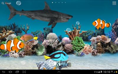 3D Aquarium Live Wallpaper | Download APK for Android - Aptoide