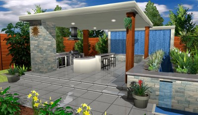 Architect 3D Garden and Exterior 20 - Plan, design and ...