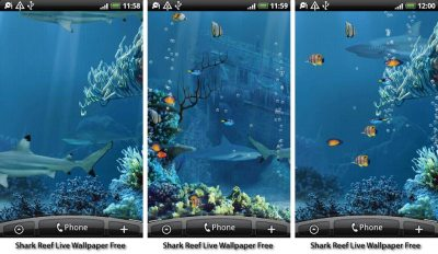 Best aquarium and fish live wallpapers for Android - Android Authority