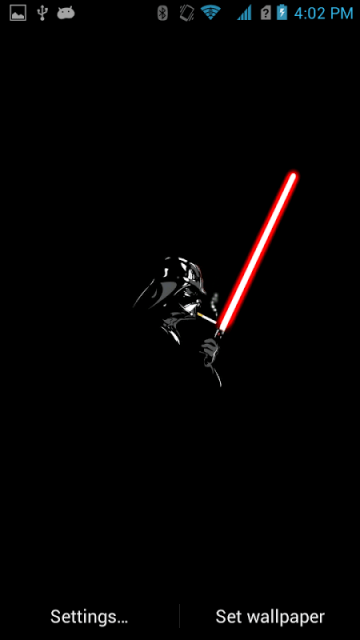 Darth Vader Live Wallpaper | Download APK for Android ...