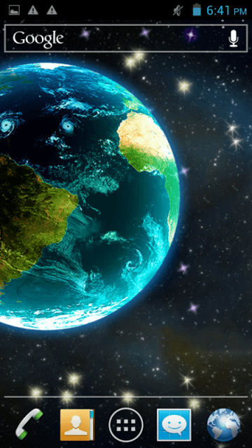 3D Earth Live Wallpaper | Download APK for Android - Aptoide