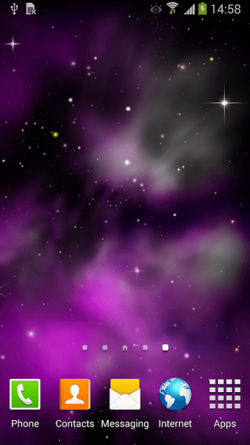 Galaxy 3D Parallax Live Wallpaper | Download APK for Android - Aptoide