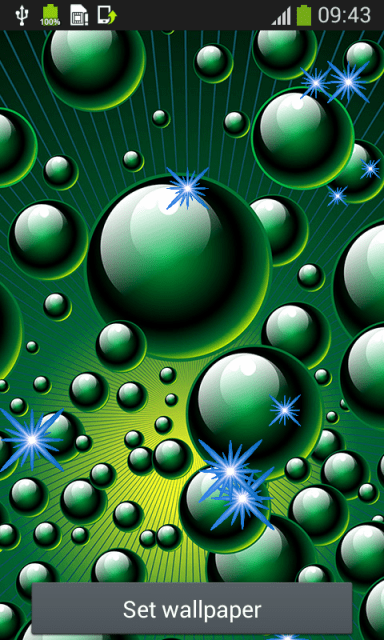 Bubbles Live Wallpapers | Download APK for Android - Aptoide
