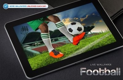 Football Live Wallpaper | Download APK for Android - Aptoide