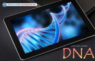 DNA Live Wallpaper | Download APK for Android - Aptoide