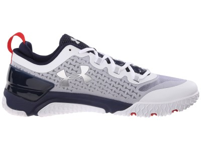 Lyst - Under Armour Ua Charged Ultimate Tr Low in White for Men