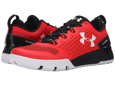 Lyst - Under armour Ua Charged Ultimate Tr Low in Red for Men