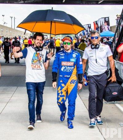 2019 Indianapolis 500 Qualifying - UPI.com