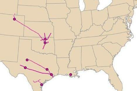 Magellan could see financials dinged by Texas pipeline spill   UPI com An investment service said last week s oil spill in Texas could hurt the  financials for Magellan Midsteam Partners  the operator  Map courtesy of  Magellan