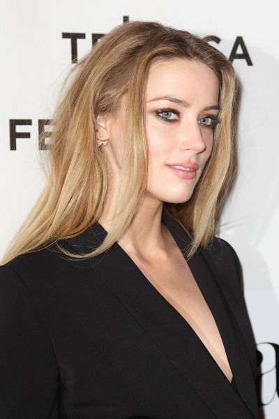 Amber Heard - The Adderall Diaries Premiere in New York City