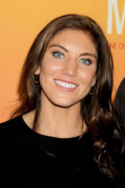 Hope Solo - 'He Named Me Malala' Premiere in New York City