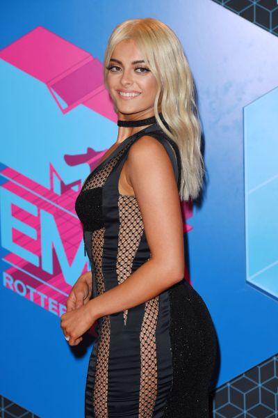 Bebe Rexha – MTV Europe Music Awards in Rotterdam 11/6/2016