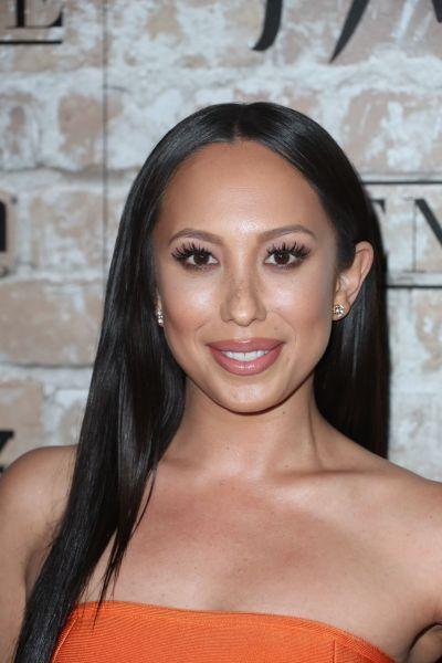 Cheryl Burke – TAO, Beauty + Essex, Avenue + Luchini LA Grand Opening 3/16/ 2017