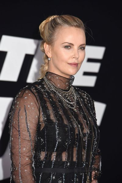 """Charlize Theron – """"Fate of the Furious"""" Pemiere in New York 4/8/2017"""