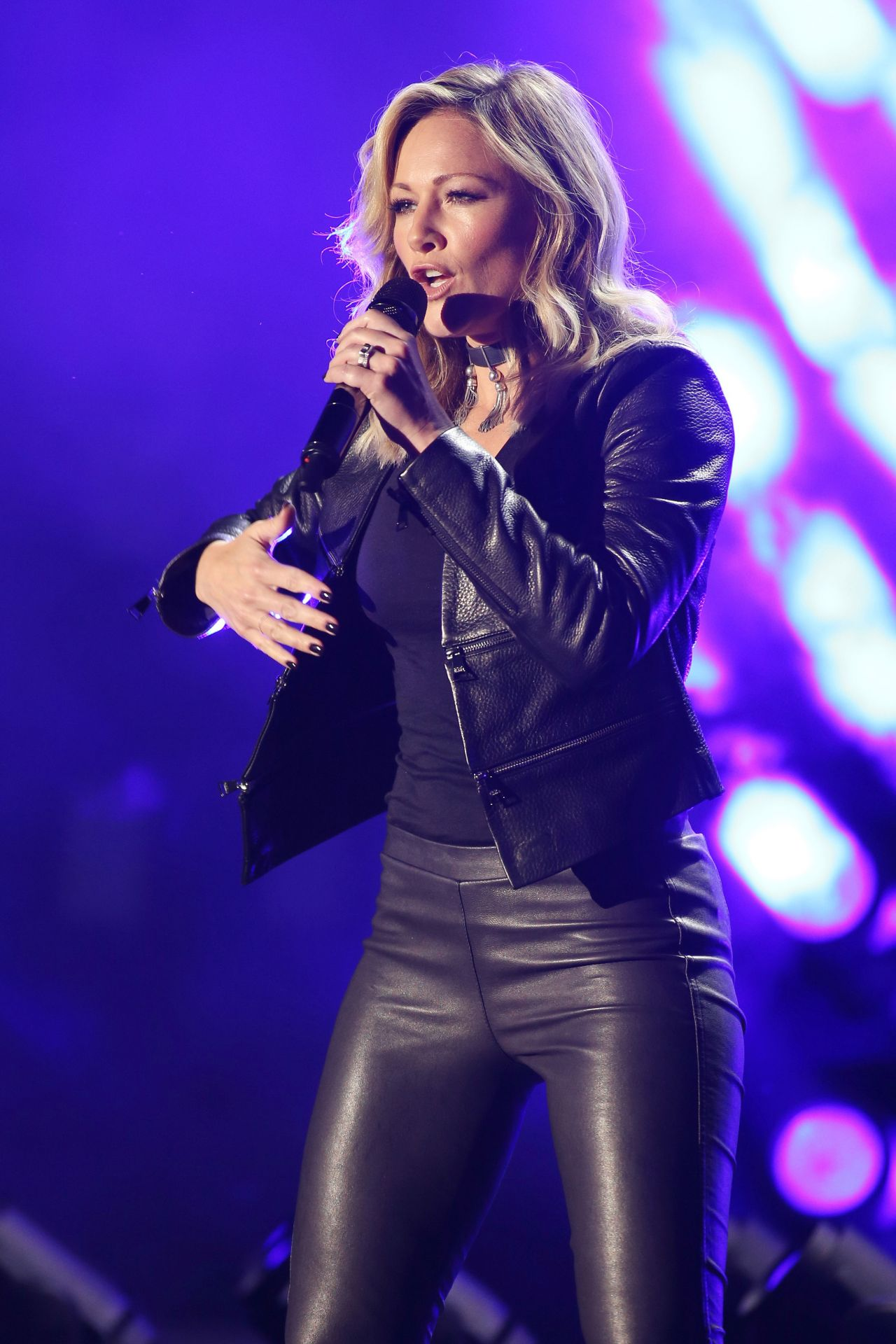 Helene Fischer Performs at Eurovision Song Contest Party in Hamburg     Helene Fischer Performs at Eurovision Song Contest Party in Hamburg  05 13 2017