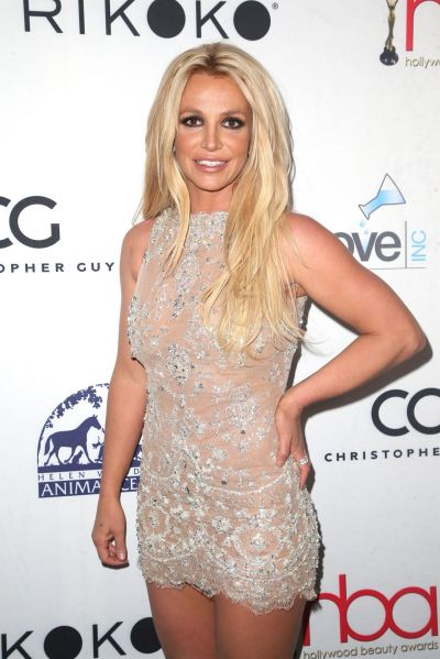 Britney Spears – 2018 Hollywood Beauty Awards in LA