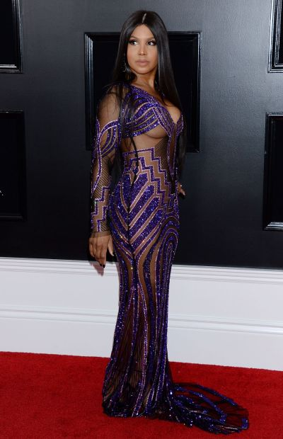 Toni Braxton – 2019 Grammy Awards