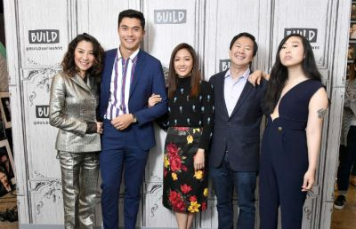 The Cast of Crazy Rich Asians and More Will be Honored at the 2018 Hollywood Film Awards – Celeb ...