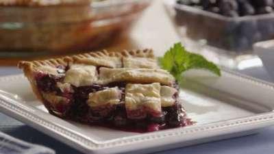 Blueberry Pie Video - Allrecipes.com