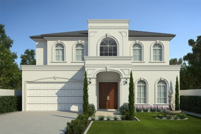 Design Concepts » Charleston Homes