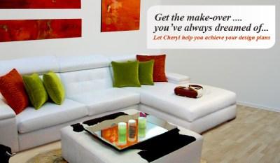 Interior Designer | Custom leather Lounges, Furniture & Fireplaces - Cheryl Cace Interior Design ...