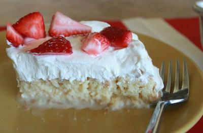 Three Milk Cake Recipe — Dishmaps