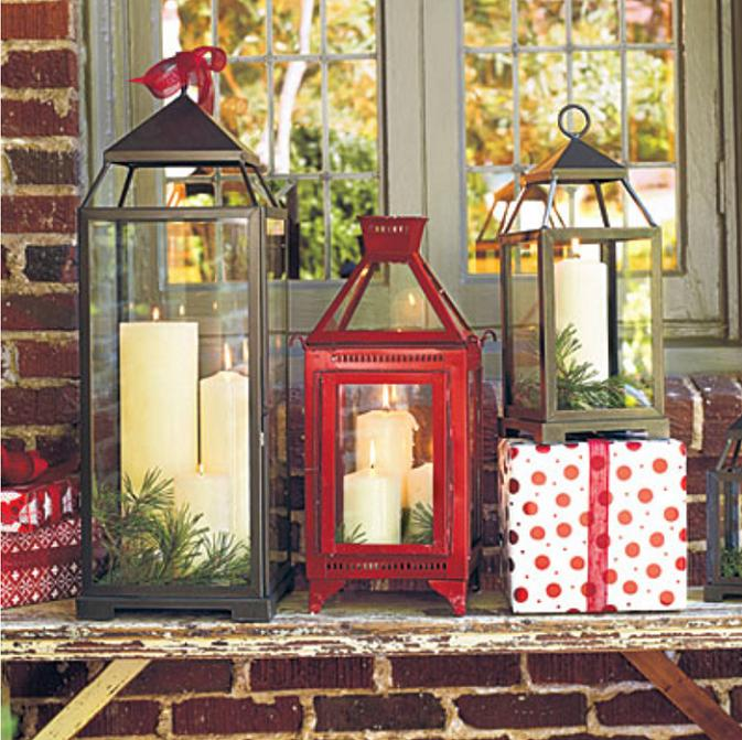 Top Christmas Lantern Decorations To Brighten Up the Holiday     Christmas Lantern Decorations