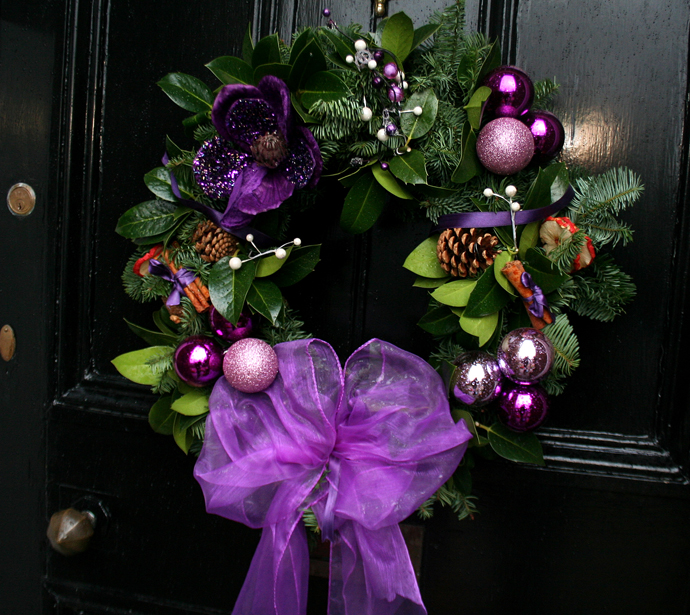 Top Purple Christmas Decorating Ideas   Christmas Celebration   All     Source