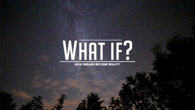 What If? – Church Sermon Series Ideas