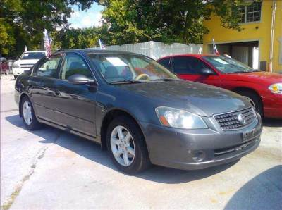 2005 Nissan Altima Base For Sale In Houston Tomball Katy Fredy Car For Less