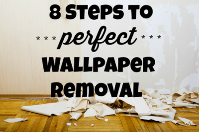 The Best Way to Remove Wallpaper | DoItYourself.com