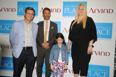 Arvind launches 'The Children's Place', America's largest ...