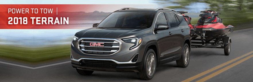 2018 Terrain for sale in Akron  OH   Toth Buick GMC near Canton