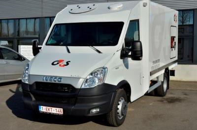 G4S Cash Solutions neemt zijn nieuwe IVECO Daily 70C17 in ...