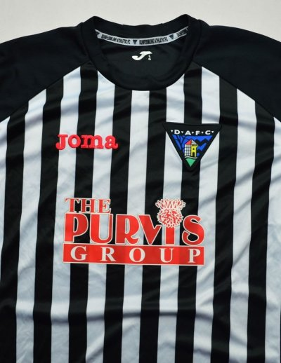 2013-14 DUNFERMLINE ATHLETIC FC SHIRT L Football / Soccer \ Other UK Clubs \ Scottish Clubs ...