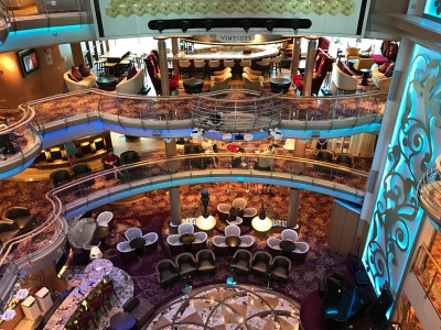 Itinerary and Crew were Amazing, the ship needs... - Serenade of the Seas Cruise Review