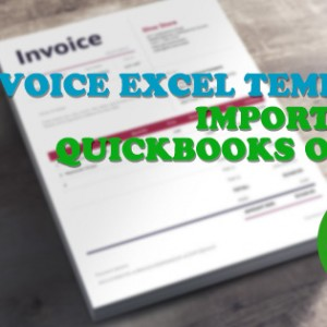 Quickbooks Invoice Template Excel Archives   Cloud Business LLC Quickbooks Invoice Template Excel  Download The Te