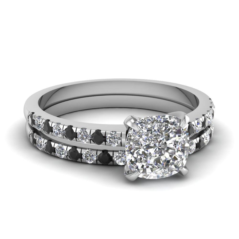 black vintage engagement ring black wedding ring Emmeline s Vintage Style Black Engagement Ring Cubic Zirconia