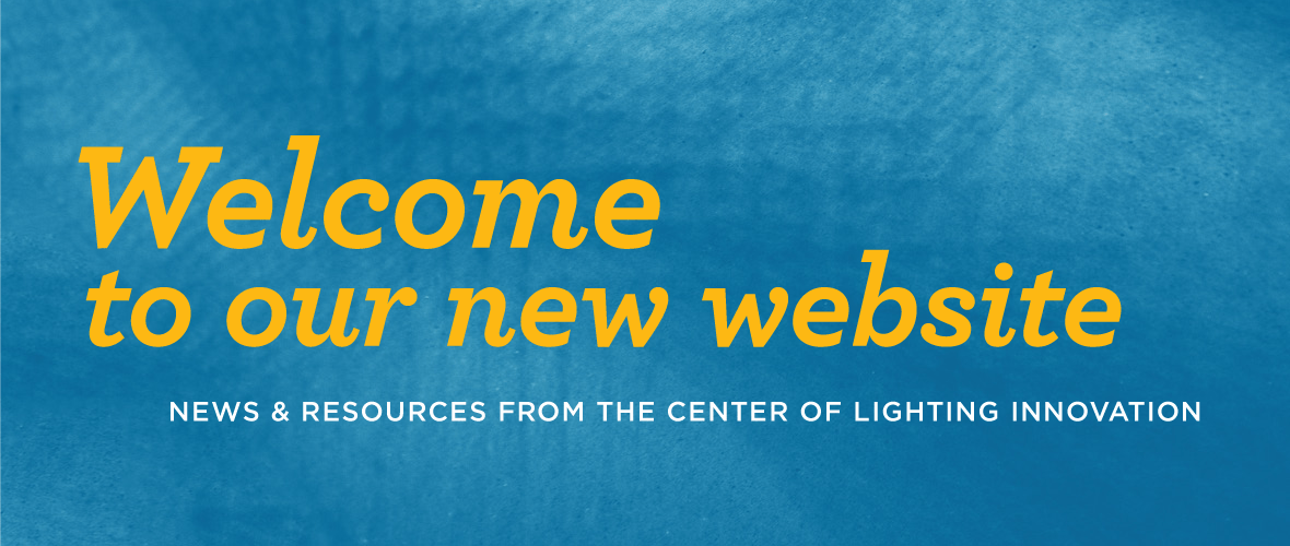 The New CLTC Website Is Live! | California Lighting Technology Center