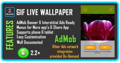 Create a Live Wallpaper on Android Using an Animated GIF