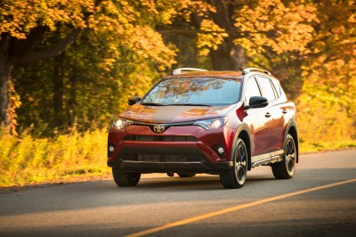 Weekend Warriors Wanted! The 2018 Toyota RAV4 Trail Is Ready For Adventure | Toyota Canada