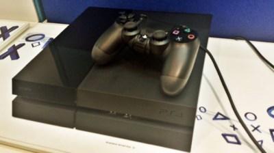 Sony Playstation PS4 Sneak Peek