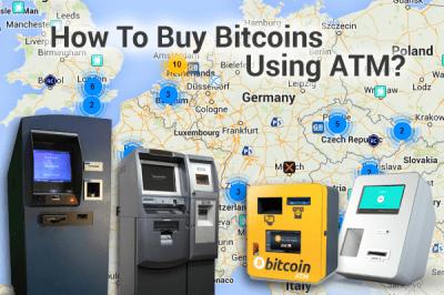 How to buy bitcoins at a bitcoin ATM | Blog | Coin ATM Radar