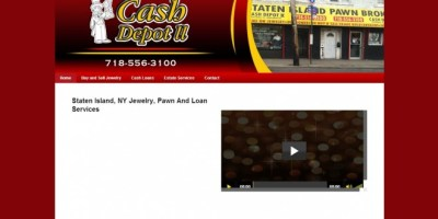 Cash Depot 2 Staten Island, NY | CoinShops.org