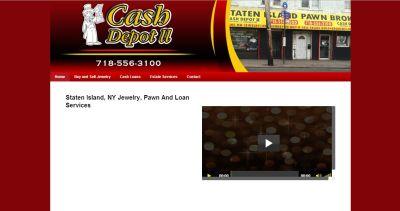 Cash Depot 2 Staten Island, NY | CoinShops.org