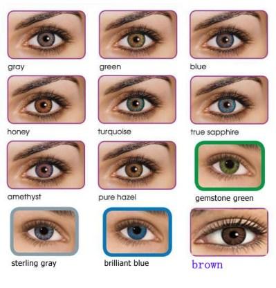 Fresh Look Contact Colors – Color Contact Lenses Canada