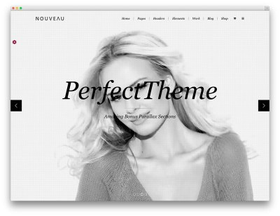 40 Best Fashion Blog & Magazine WordPress Themes 2019 ...